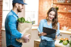 Packator liefert Lebensmittel und mehr nach Hause
