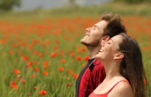 Stress meiden und Entspannung suchen